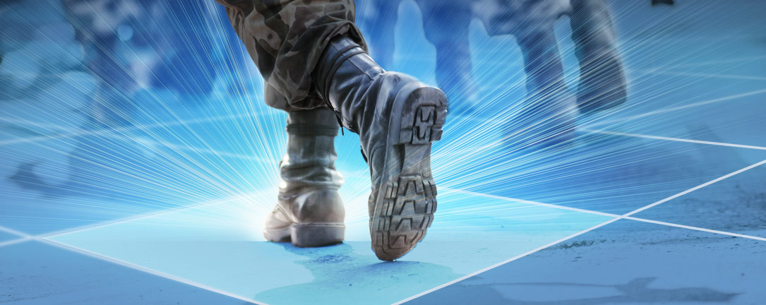 THE NEXT LEVEL IN GAIT Analysis Technology FOR ENHANCED SIMULATION TRAINING