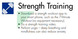 Suggested Strength Training for Seniors