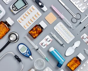 Medical Devices Stock Image